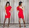 Красное платье 15538