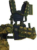 Разгрузочная поясная система для снайпера