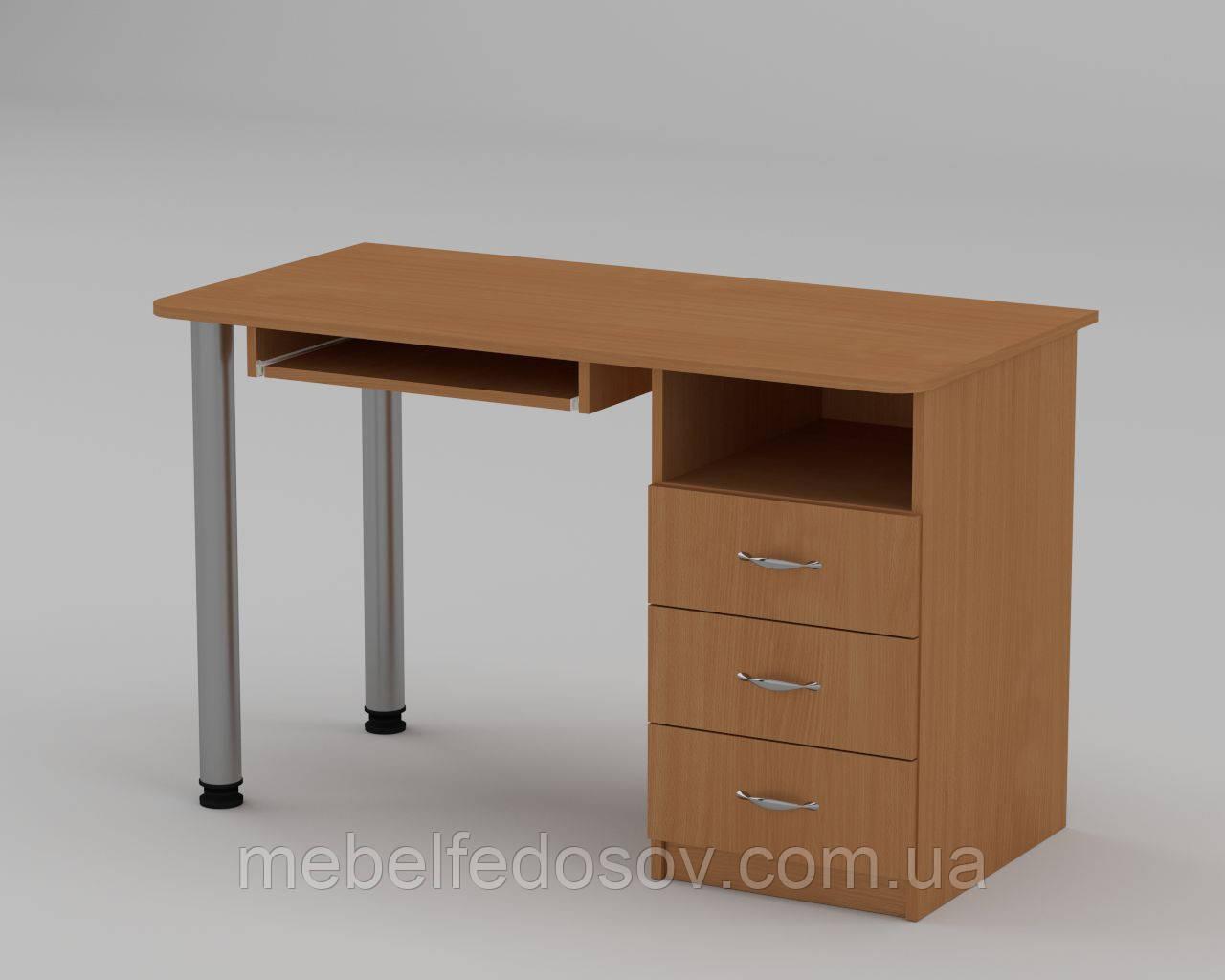 Стол компьютерный СКМ-9 (Компанит) 1200х600х736мм