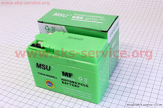 "Акумулятор ""таблетка-Honda"" YTR4A-BS 115/50/85мм, 2015"