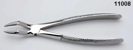 Щипцы экстракционные для корней верхних зубов (баянеты) № 51А
