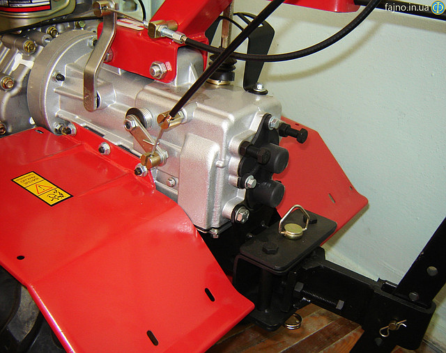 Мотоблок дизельный Булат C653P