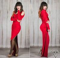 Красное платье 15537