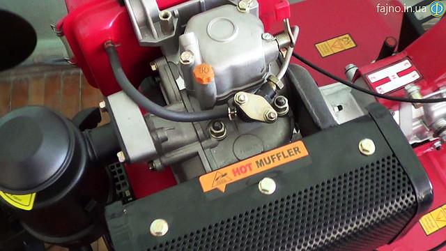 Мотоблок дизельный Bulat C653P