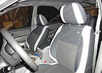 Чехлы на сиденья Киа Соренто 1 (чехлы из экокожи Kia Sorento 1 стиль Premium)