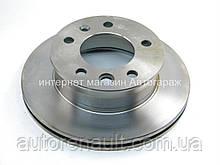 Тормозной диск передний на Мерседес Спринтер 208-416 1995-2006 A.B.S. (Нидерланды) 16453OE
