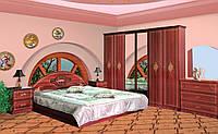 Спальня Роза комплект 6Д  снято с производства  Мебель-Сервис