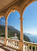 Фотообои бумажные на стену 183х254 см 4 листа: природа, остров Майорка
