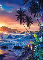 Фотообои бумажные на стену 183х254 см 4 листа: море, За вратами Ханы  №407