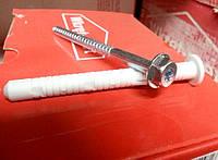 Дюбель фасадный Wkret-Met KPR-FAST 10х200 мм рамный с шурупом и шестигранной головкой упак. 25 штук