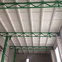 Монтаж промышленных металлоконструкций