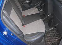 Чехлы на сиденья Киа Рио 3 хэтчбек (чехлы из экокожи Kia Rio 3 стиль Premium)