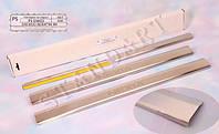 Накладки порогов Daewoo Nexia 1994-1999