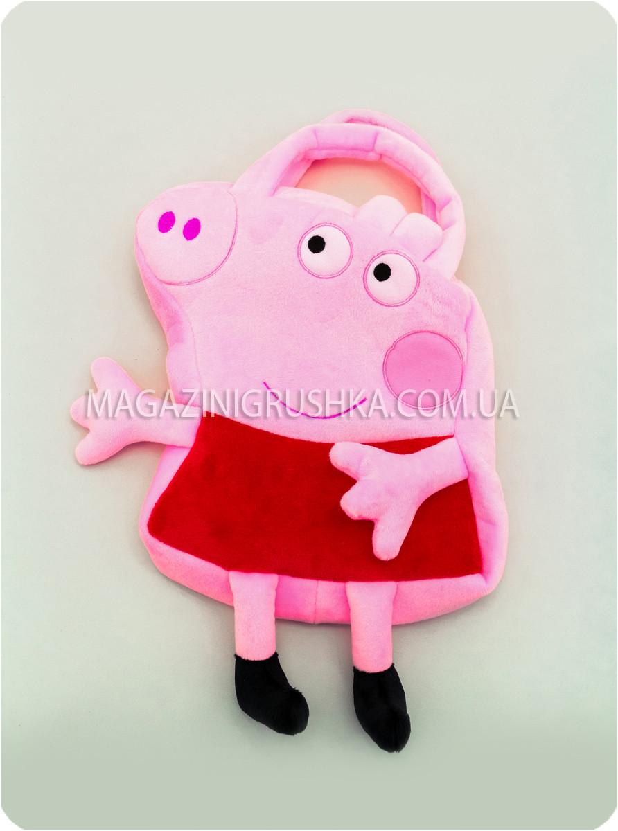 Сумочка «Свинка Пеппа» - Пеппа