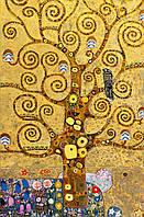 Фотообои бумажные на стену 115х175 см 1 лист: Дерево жизни  №635