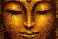 Фотообои бумажные на стену 115х175 см 1 лист: Будда Натараджи Сиддхартха