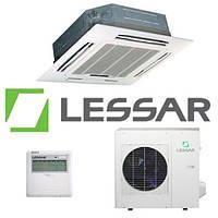 Кассетный кондиционер Lessar LS-H12BCKA2/LU-H12UIA2