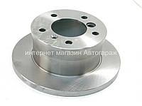 Тормозной диск задний на Мерседес Спринтер 308-316 1995-2006 FEBI BILSTEIN (Германия) 09101