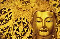 Фотообои бумажные на стену 115х175 см 1 лист: Чатучак Будда  №690