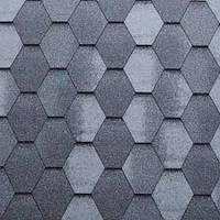 Битумная черепица Tegola ECOROOF Hexagonal