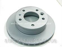Тормозной диск передний на Мерседес Спринтер 208-416 1995-2006 ATE (Германия) 24012201611