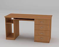 Стол компьютерный СКМ-11 (Компанит) 1400х600х736мм , фото 1