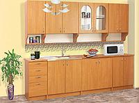 Кухня Вероника 2000-2600 или поэлементно Пехотин/  Кухня Вероніка 2000-2600 чи поелементно Пехотін