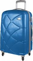 Великолепный дорожный 4-х колесный чемодан 105 л CARLTON Reef 241J479;58 синий