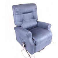 Подъемное кресло реклайнер для пожилых людей с двумя электроприводами OSD Sirenella-2, фото 1