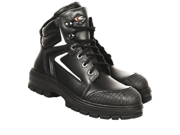 Спецобувь защитная Cofra Италия (рабочие ботинки) BRC-YUCATAN B