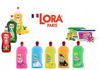 Новое поступление гель для стирки Lora Paris Gel, 3 л (46 стирок) Франция