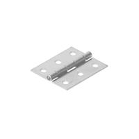 Петля 3021 стальная оцинкованная 50*40мм сталь 1,5мм, фото 1