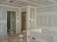 Обшивка стен гипсокартоном с утеплителем