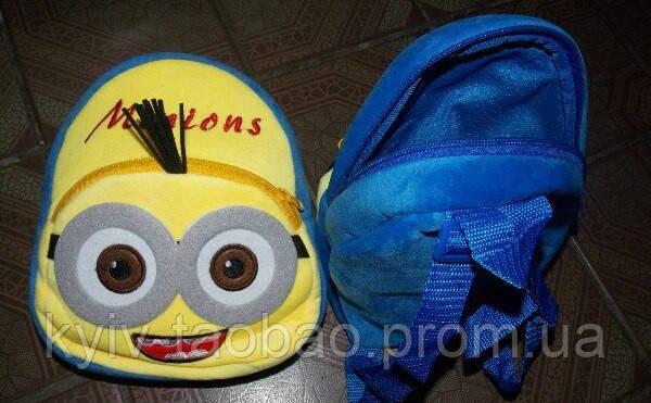 Рюкзак  с миньонами Minions Disney