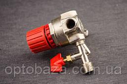 Корпус регулятора давления (малый) 3 выхода для компрессоров, фото 3