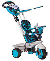 Smart Trike Велосипед Dream 4в1 блакитний