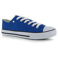 Кеды Dunlop Mens Canvas Low Top Trainers