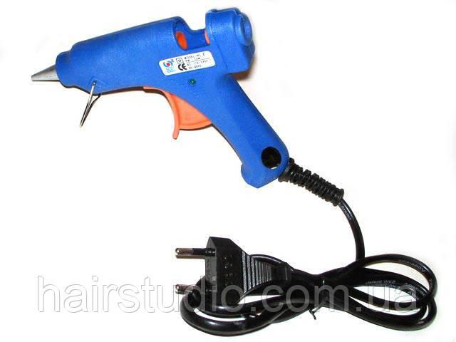 Пистолет для наращивания волос мини 12 w