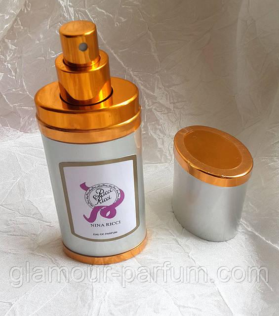 Женский парфюм Nina Ricci Ricci Ricci  (Нина Риччи Риччи Риччи) 40 мл.