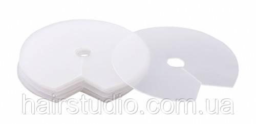 Пластиковые диски-разделители прядей для наращивания