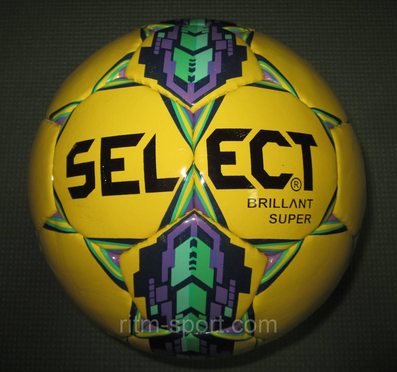 Мяч футбольный Select Brillant SUPER №5