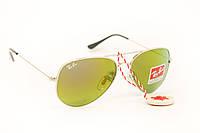 Стильные очки‑авиаторы  мирового бренда