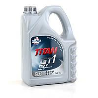 Моторное масло FUCHS TITAN GT1 PRO V 0W-20 (4л.) для VOLVO