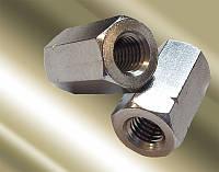 Гайка М8 соединительная удлиненная DIN 6334
