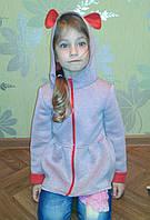 Ветровка -толстовка весенняя на девочку 98 - 116 рост