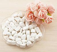 Бусины из натурального камня крошка 20 Агат (10грамм) (товар при заказе от 200 грн)