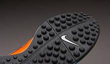Сороконожки Nike Tiempo Genio Leather TF 631284-418 найк темпо (Оригинал), фото 3
