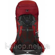 Рюкзак жіночий OSPREY XENA 85 WOMENS (синій, червоний), фото 2