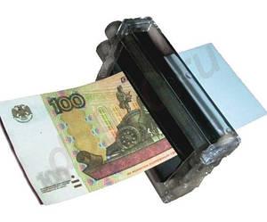 Машинка для печатания денег, фокус
