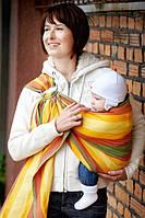 Baby Sling - 100% Cotton - Broken Twill Weave - Summer